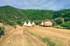 valverde-retreats-land-tipi