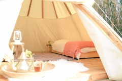 valverde-retreats-tipi-village-beds